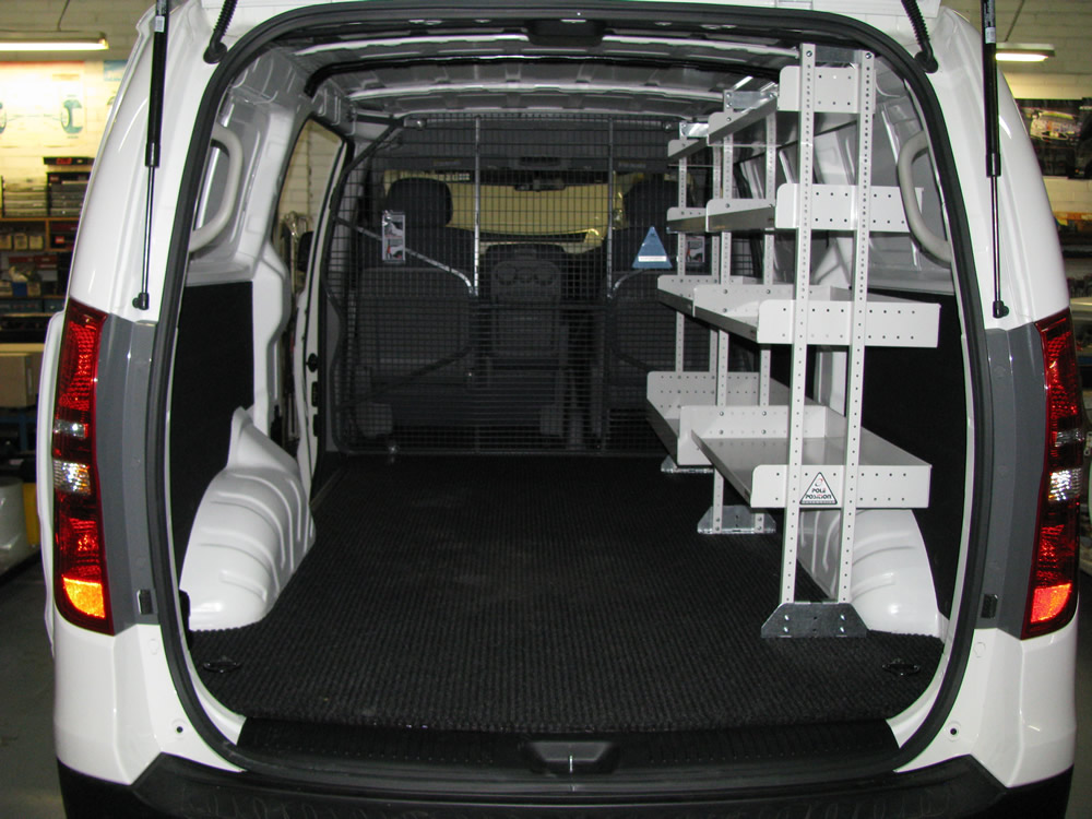Custom Van Fit Out Poleposition