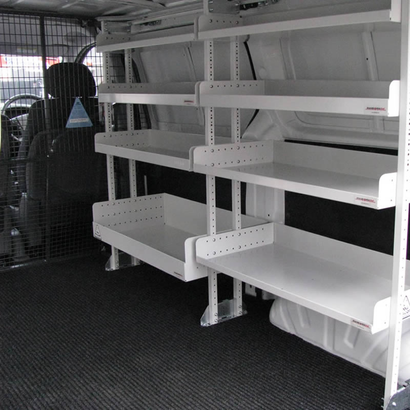 COMMERCIAL VEHICLE FIT-OUTS